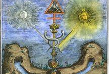 Symbole / Alchemia / Tarot