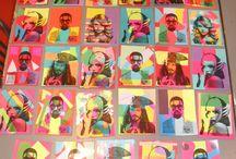Art Ed - Andy Warhol / by Christopher Schneider