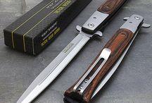 Săbii și cuțite