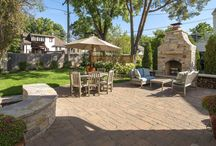 Outdoor Living Spaces / Our Projects of Outdoor Living Spaces