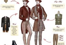 Historical male clothes