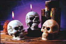 spooky decor / by Jacqueline Shutes