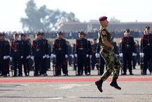استعراض الجيش العراقي في ذكرى تأسيسه
