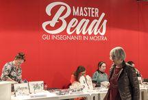 Master Beads 2016 / #bergamocreattiva #masterbeads