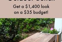 diy projects using timber