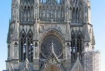 Kerken, basilieken en kathedralen / Symboliek in kerken