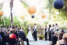 Spooktacular Halloween Weddings