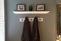 Bath Decor  / by Marlin Mejia