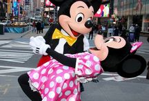 Mickey&Minnie / only one