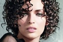 Short and Curly Hairstyles 2018