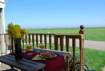 Beachscape, Bacton / Beachscape is a contemporary holiday home situated right on the coast. Sleeping four in two bedrooms and dog friendly too!