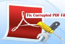 File Repair / Its all about the solutions to repair various type of broken or corrupted files.