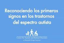 Espectro del Autismo