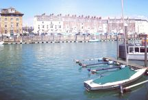 Weymouth and Dorset  / Can't wait for sunny days spent on the harbour