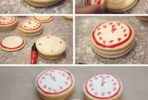 Cookie ideas / by Tina Cirringione-Wright