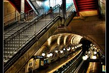 Subway/train
