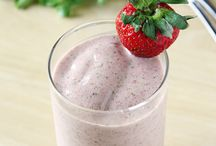 Juice / Smoothie Ideas / And potential uses for the pulp