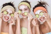 Cuidados de la piel / Distintos tips y consejos para el cuidado de la piel