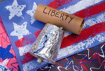 America, President's Day, Patriotic activities