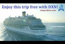 Travel free! TSIP 2015 DXN Europe
