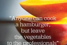 Foodie Words of Wisdom