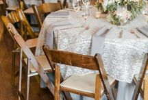 Wedding in lace / Lacey inspiration for a classic wedding