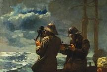 ARTIST - Winslow Homer / .Winslow homer / by Sam Blair