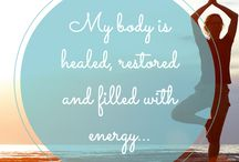 Affirmations for Sandy / Sandy Hayes