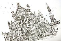 Inking Florence