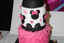 My beloved cakes