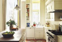 Kitchens I love / by Donna McBroom-Theriot