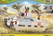 Mała Armia WWII / Small Army WWII / Kolekcja pojazdów wojskowych i broni z okresu II Wojny Światowej. Collection of military vehicles and weapons from the period of World War II.