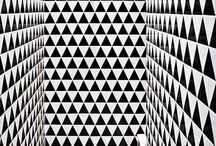 Black & White Room Inspiration
