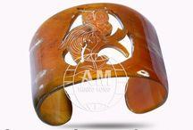 buffalo horn bracelets / 1005 buffalo horn bracelets #buffalo #horn #bracelet #jewelry #handmade #bracelet