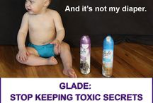 Glade: Stop Keeping Toxic Secrets