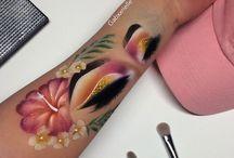 Hand Makeup