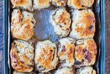 Biscuit, Rolls & Scones