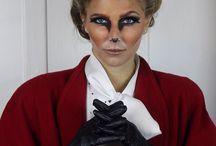 Costume-make up