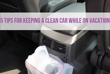 Misc Cleaning Tips