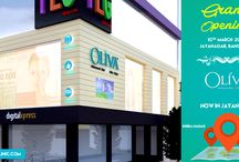 Oliva Clinic - Skin Care & Hair Care at Jayanagar - Bangalore / Oliva Clinics Spreads It's Wings in Garden City, Bangalore with New Clinic in Jayanagar. The exquisite destination for holistic skin & Hair treatments