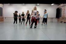 Hip hop dances / by Tori Woodruff