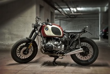 #Motorecyclos BMW Boxer Roar / #custom #motorcycles #Motorecyclos #bikes #BMW #scrambler #caferacer based on #bmw #r45