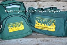 CERT Community  Emergency  Rescue Team / by Nancy Beauchamp