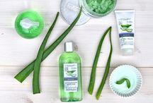 Kosmetyki z aloesem - seria Bioaloes
