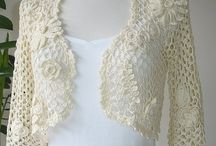 crocheted clothes / by Roni Lemke
