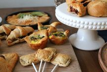 Crescent Roll Recipes! / Who knew you can do so many things with a simple can of crescent rolls???  Sooo EASY, too!!!