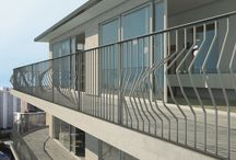Architectural Steel / Wrought iron & Stainless steel works of world class by #Arteferro, #IAMDesign & #GonzatContract