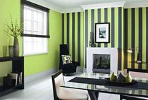 Stripes, stripes, stripes Interior / Stripe interiors