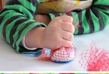 Kreatív - gyerekekkel