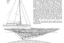 old yacht plans